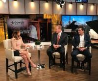 Dr. Gruber was recently featured on Atlanta & Co. to discuss hip replacement success stories!