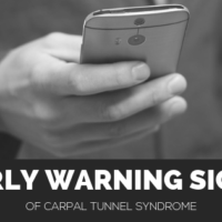 How to Spot Early Warning Signs of Carpal Tunnel Syndrome