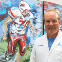 Dr. Gruber at the Samaritan Clinic